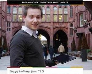 TLG Happy Holidays