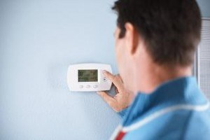 Taking control over a thermostat