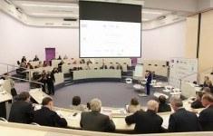 В Московской школе управления СКОЛКОВО состоялась I Международная конференция «Образование для бизнеса в эпоху эволюционных перемен»